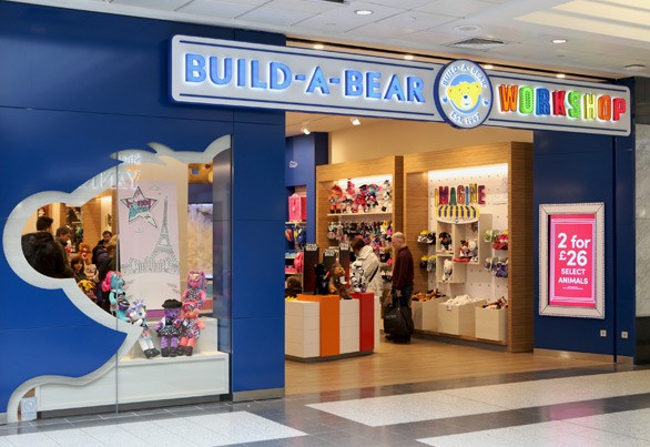 Build A Bear Workshop Manchester Arndale