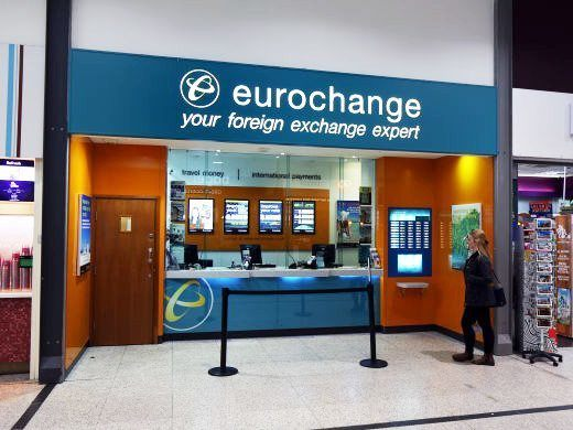 Eurochange Manchester Arndale
