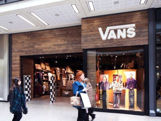 Vans - Manchester Arndale