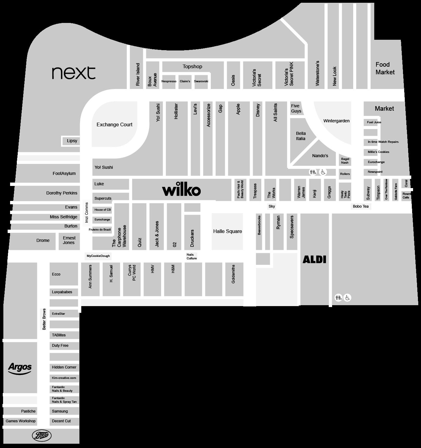 Upper Mall